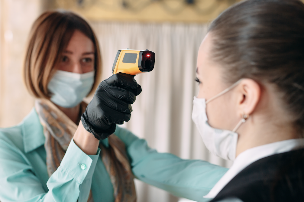 With the Pandemic, Thermal Imaging Demand is Soaring